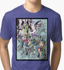 art of lust  Tri-blend T-Shirt