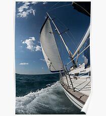 Sailing Poster