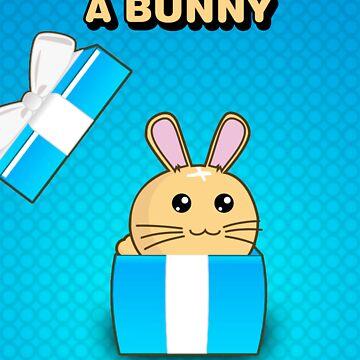 Fuzzballs I Bought You A Bunny by rabbitbunnies