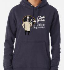 Sudadera con capucha Cafe Calavera