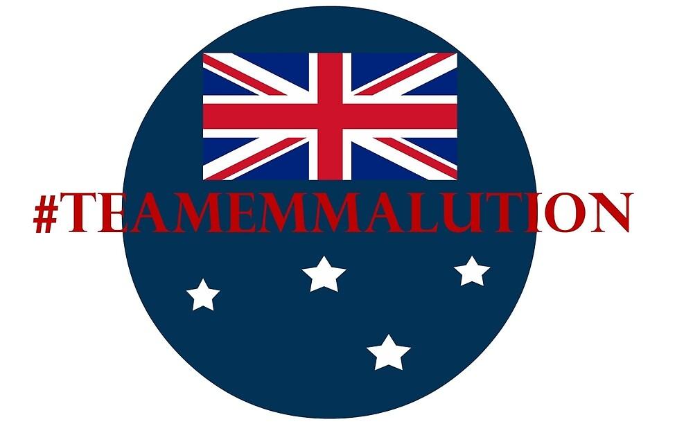 #TeamEmmalution  by msheathermagick