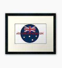 #TeamEmmalution  Framed Print