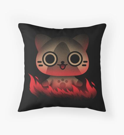 Kill The Animals AGDQ 2014 Throw Pillow