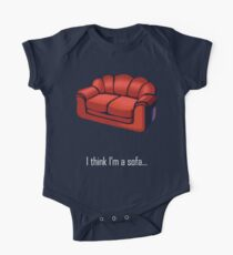 I think I'm a sofa... Kids Clothes