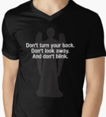 Weeping Angel Warning T-Shirt