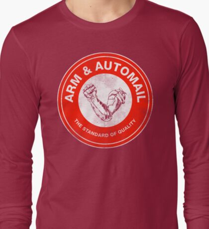 Arm & Automail T-Shirt
