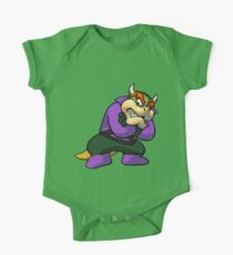 Bowser Luthor One Piece - Short Sleeve