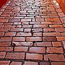 A 1000 year old Cobblestone Path by Imi Koetz