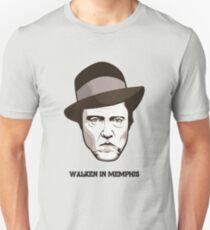 "Christopher Walken - ""Walken in Memphis"" T-Shirt"
