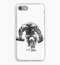 Absorbing Man iPhone Case/Skin