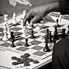 Make your move, and don't let anyone stop you! by Andrew Wilson