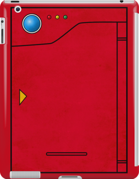 Pokedex Pokemon Design Dexter by Jorden Tually