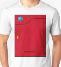 Pokedex Pokemon Design Dexter Unisex T-Shirt