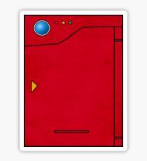 Pokedex Pokemon Design Dexter Sticker