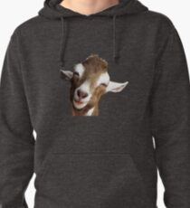 Goat Pullover Hoodie