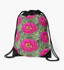 The Little Big Things by Diamante Lavendar Drawstring Bag