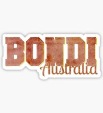 BONDI Sticker