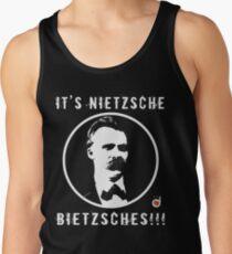 Camiseta de tirantes Es Nietzsche, bietzsches!