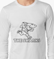 NATAL SHARKS FOR DARK SHIRTS SOUTH AFRICA RUGBY SUPER RUGBY  Long Sleeve T-Shirt