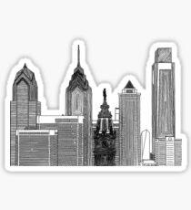 Pegatina Filadelfia