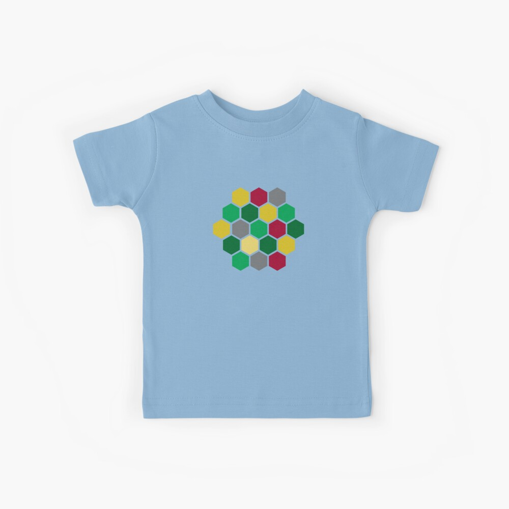 Minimalist Catan Kinder T-Shirt