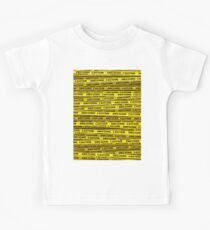 AWESOME, use caution Kids Tee