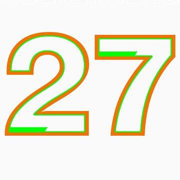 Hulkenberg 27 by RetroLink