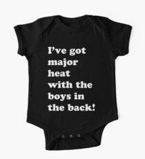 major heat Kids Clothes