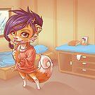 Pretty Cute 3 by Sven Ebert
