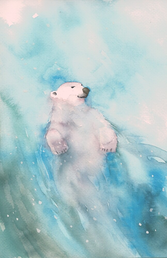 Polar Bear  by Ray Shuell
