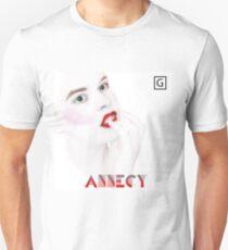 annecy g shirt its hip Unisex T-Shirt