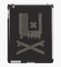 Nes Skull iPad Case/Skin