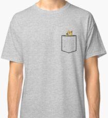 Doge Pocket Classic T-Shirt