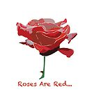 Roses Are Red... by Michele Duncan IPA