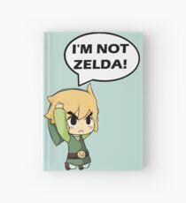 Ich bin nicht Zelda Notizbuch
