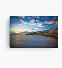 Ventnor Sun Sea and Surf Canvas Print