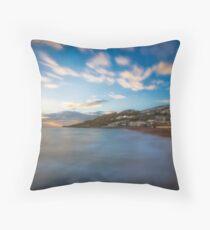 Ventnor Sun Sea and Surf Throw Pillow