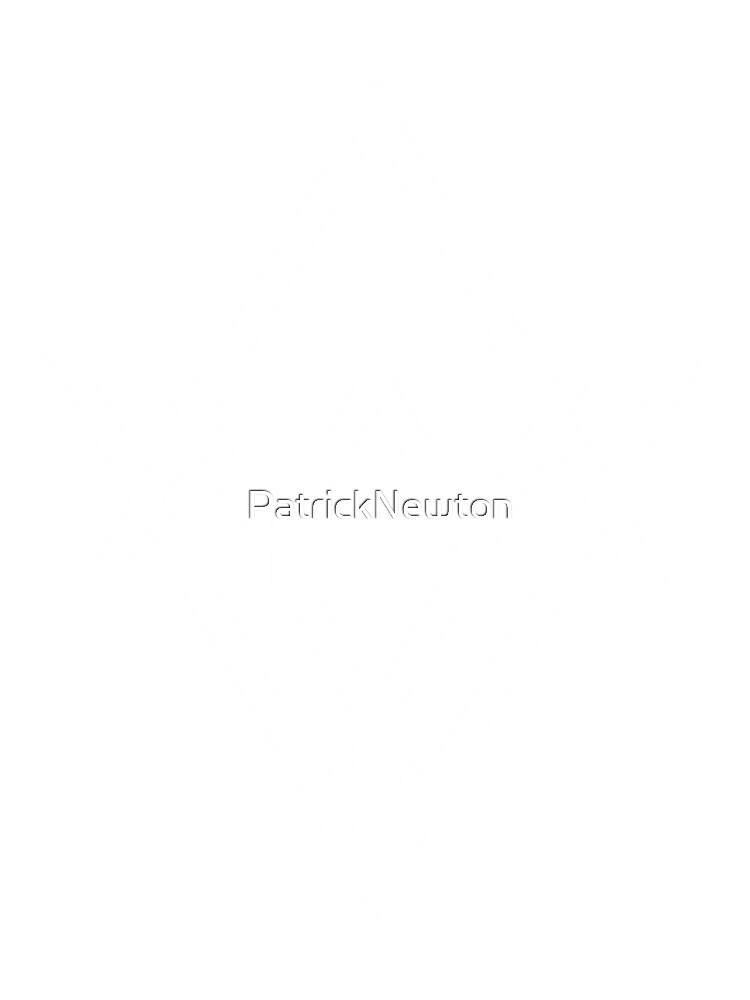 Solitude - omen - white by PatrickNewton