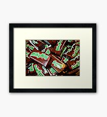 Candy Series 2 Framed Print