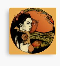 Patron Saint of Shallow Water Canvas Print