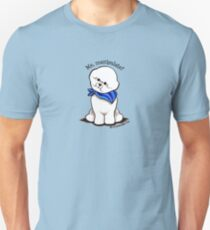 Bichon Me Manipulate? Unisex T-Shirt