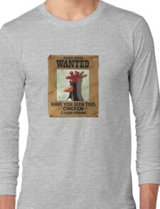 Have you seen this Chicken? Long Sleeve T-Shirt