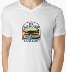 big kahuna burger pulp Men's V-Neck T-Shirt