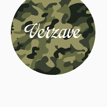 Camo Verzave Circle by verzave
