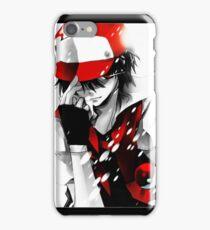 Pokemon Trainer Red iPhone Case/Skin