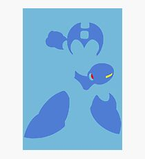 Megaman Photographic Print