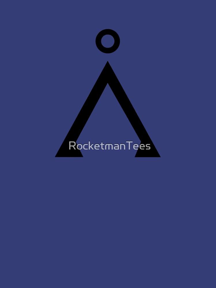 Stargate's Home Origin Symbol by RocketmanTees