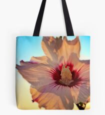 Sunrise Blossom Tote Bag