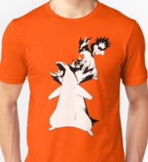 Cyndaquil Evolution Line Unisex T-Shirt