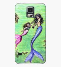 Mermommy Case/Skin for Samsung Galaxy